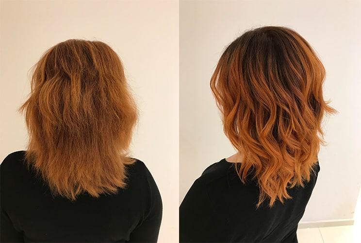 wing beauty hair aid kezelés 3