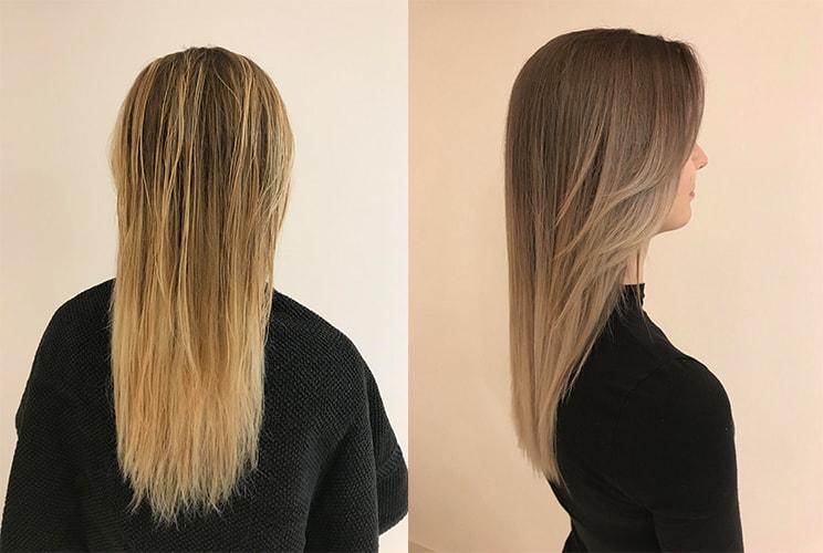 wing beauty hair aid kezelés 6